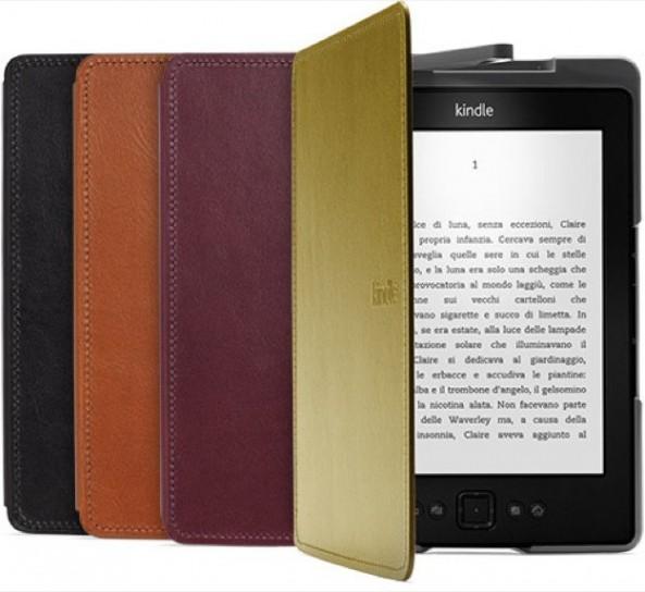 Nuovo Kindle, ancora più pratico e a soli 79 euro [FOTO]
