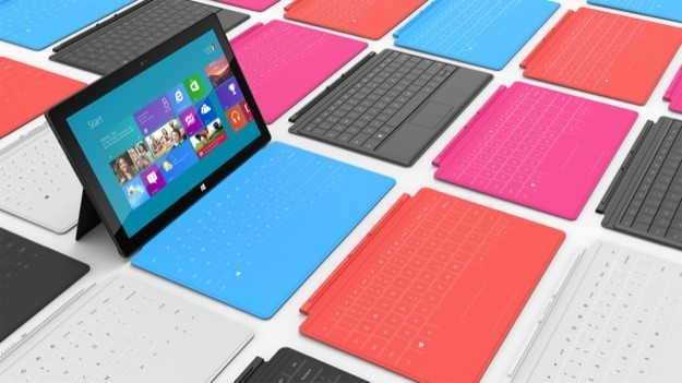 Microsoft Surface - Cover con tastiera