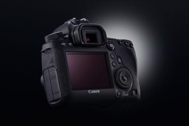 Canon EOS 6D - Foto pubblicitaria