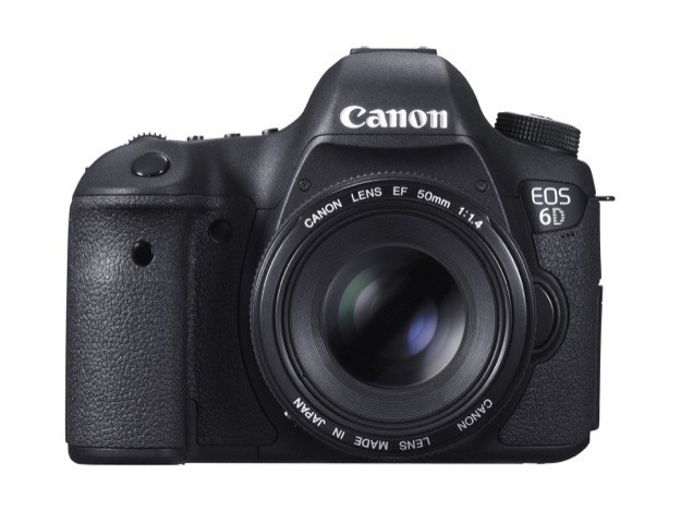 Canon EOS 6D - Frontale 3