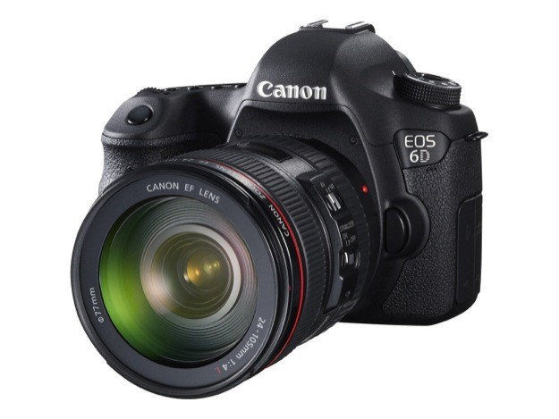 Canon EOS 6D, la nuova reflex full frame compatta e leggera [FOTO]