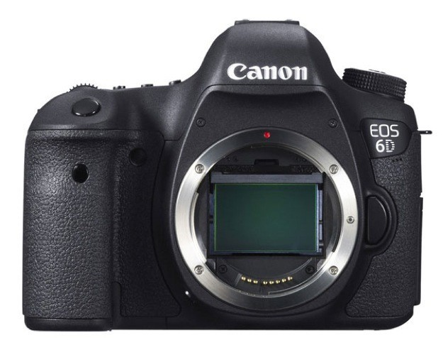 Canon EOS 6D - Frontale 4