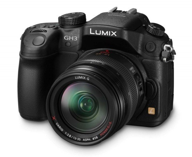 Panasonic Lumix GH3 - Photokina 2012