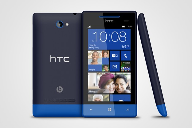 HTC Windows Phone 8S - Atlantic Blue