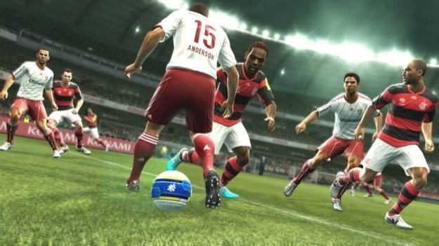 PES 2013 - Flamengo