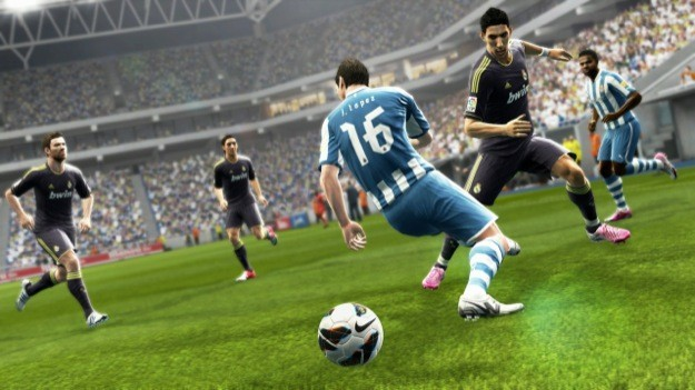 PES 2013 - Real Madrid contro Porto