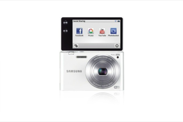 Samsung MV900F - Frontale
