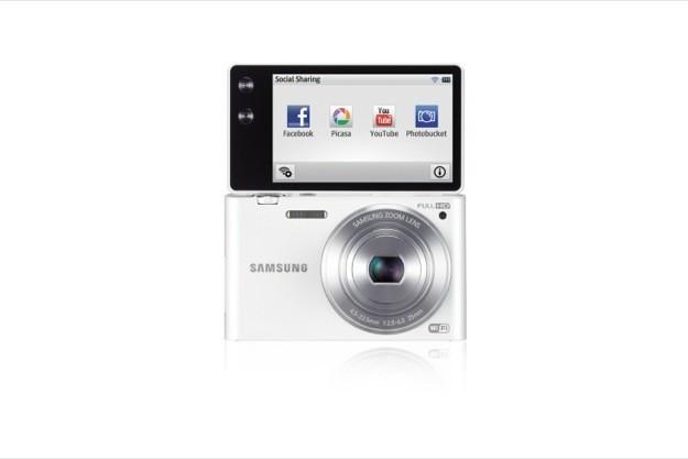 Samsung MV900F - Frontale