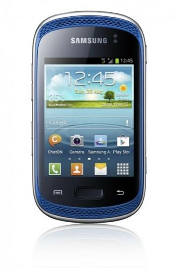 Samsung Galaxy Music - Blu frontale