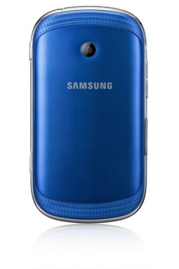 Samsung Galaxy Music - Blu posteriore