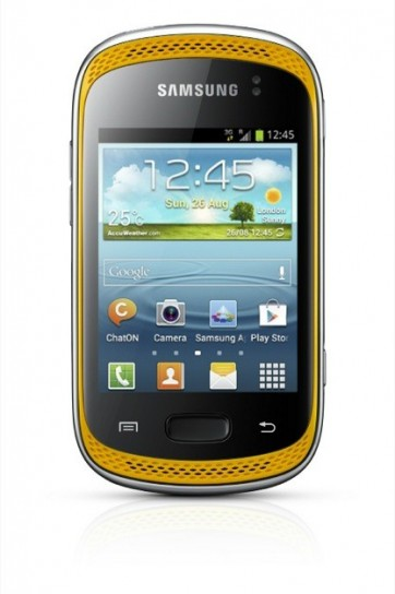 Samsung Galaxy Music - Giallo