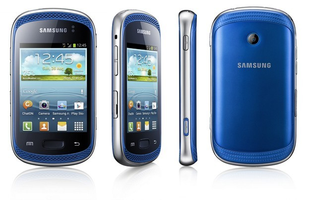 Samsung Galaxy Music - Panoramica