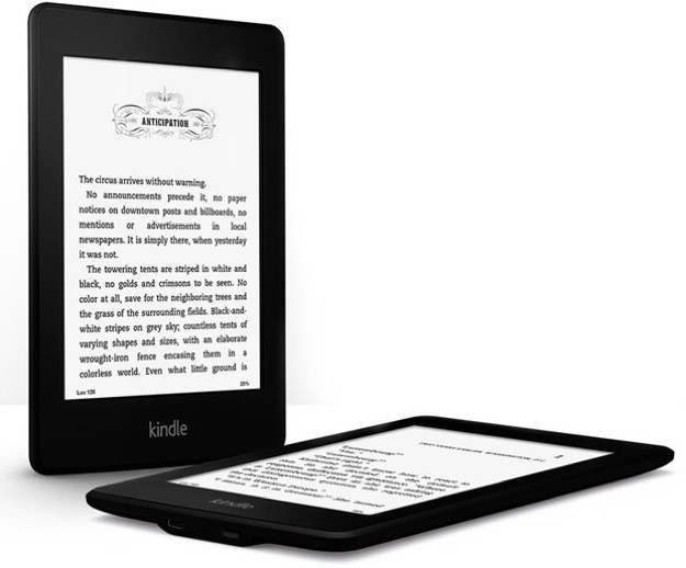 Kindle Paperwhite, eBook reader da 6 pollici in Italia a 129 euro [FOTO]