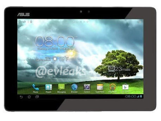 Asus Padfone 2 - Foto spia fronte