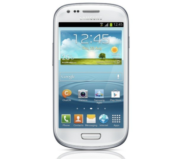 Samsung Galaxy S3 Mini - Fronte