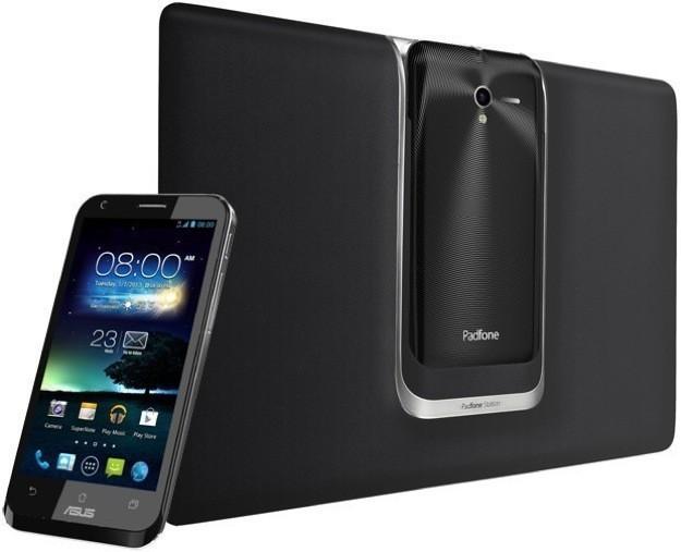 Asus Padfone 2: scheda tecnica del nuovo smartphone ibrido [FOTO e VIDEO]