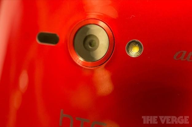 HTC J Butterfly - Fotocamera