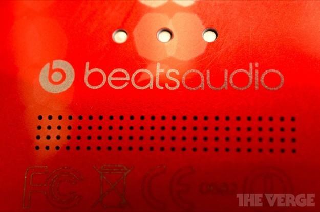 HTC J Butterfly - Beats Audio