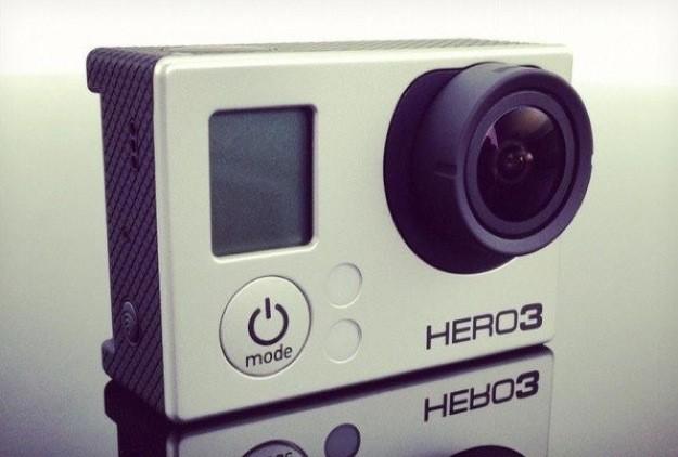 GoPro Hero 3 - Fronte