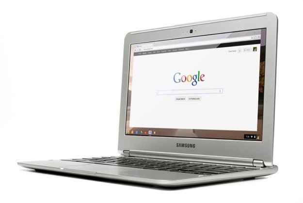 Samsung Chromebook 2012 - Panoramica