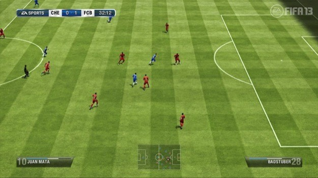FIFA 13 - In game