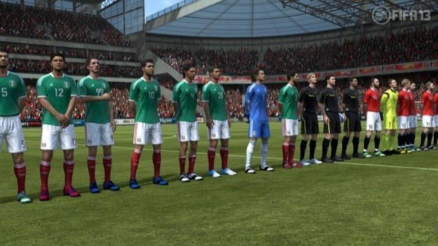 FIFA 13 - Presentazione squadre