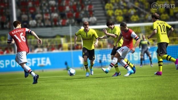FIFA 13 - Arsenal-Borussia