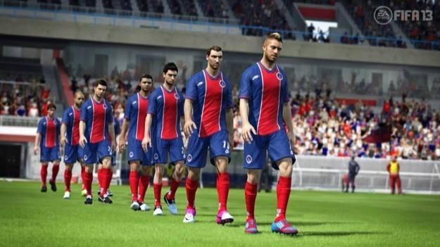 FIFA 13 - Maglia classica PSG