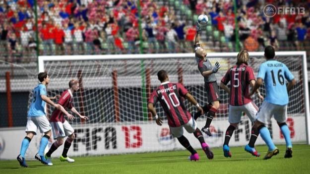 FIFA 13 - Portieri migliorati