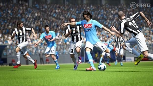 FIFA 13 - Licenza Napoli in arrivo