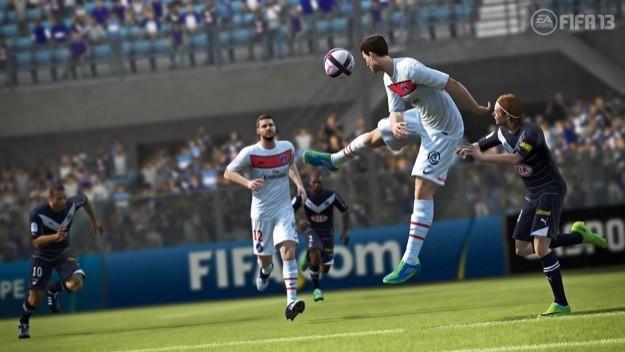 FIFA 13 - PSG-Bordeaux