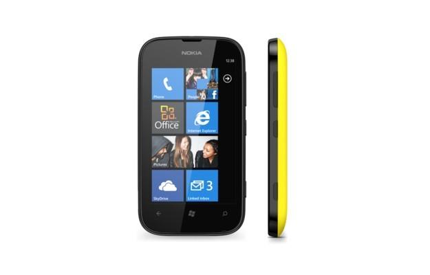 Nokia Lumia 510 - Panoramica