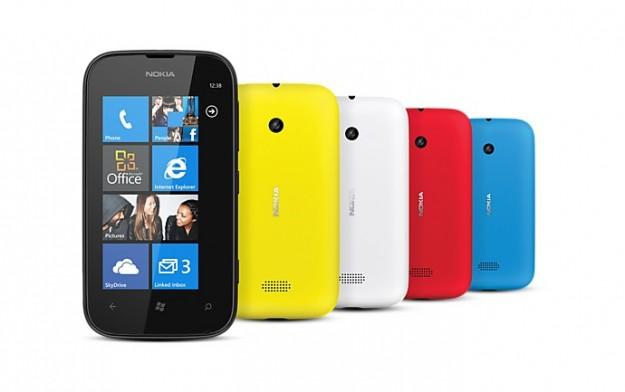 Nokia Lumia 510 - Colori