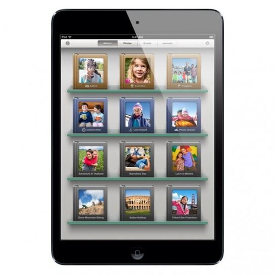 iPad mini - iPhoto