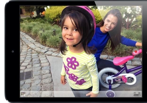 iPad mini - iSight