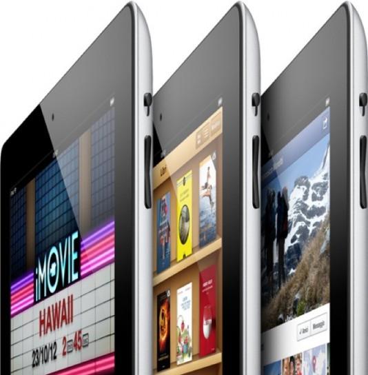 iPad 4 generazione - Serie