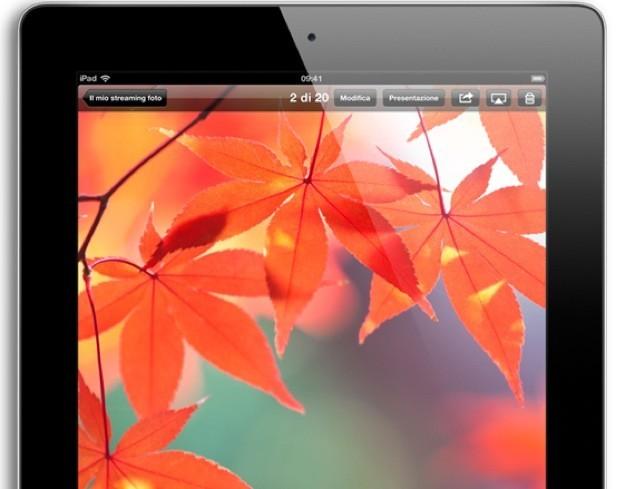 iPad 4 generazione - Retina display