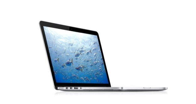 MacBook Pro Retina Display 13 pollici - Isometrica 1