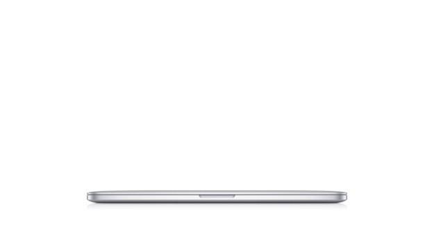 MacBook Pro Retina Display 13 pollici - Sottile