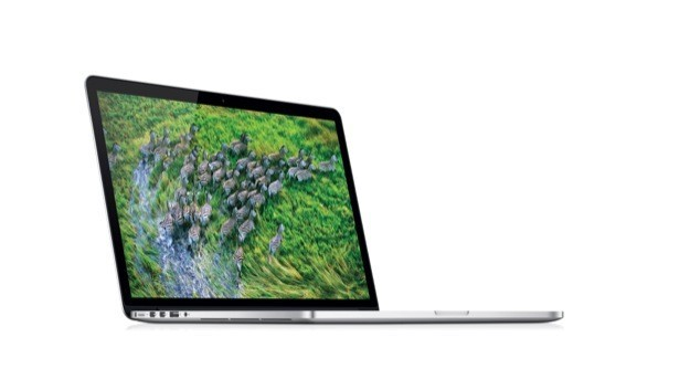 MacBook Pro Retina Display 13 pollici - Isometrica 2
