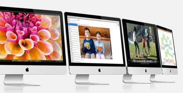 iMac 2012 - Panoramica