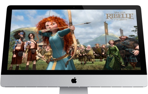 iMac 2012 - Widescreen