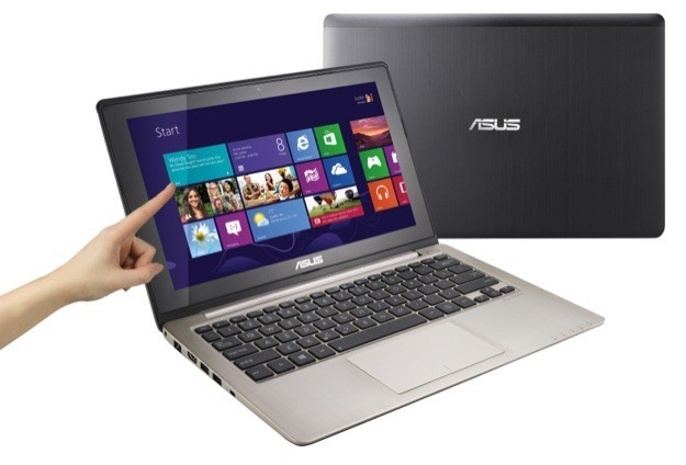 Asus VivoBook S200 e S400, i notebook touchscreen per Windows 8 [FOTO]