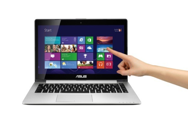 Asus VivoBook S200 e S400 - Fronte
