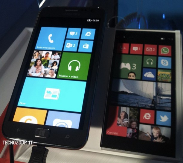 Windows Phone 8 Live - Anteprime smartphone 1