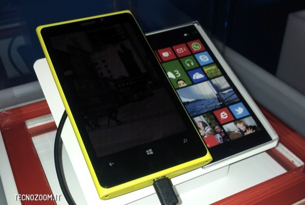 Windows Phone 8 Live - Anteprime smartphone Nokia