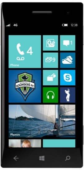 Windows Phone 8 - Foto ufficiali - Blu