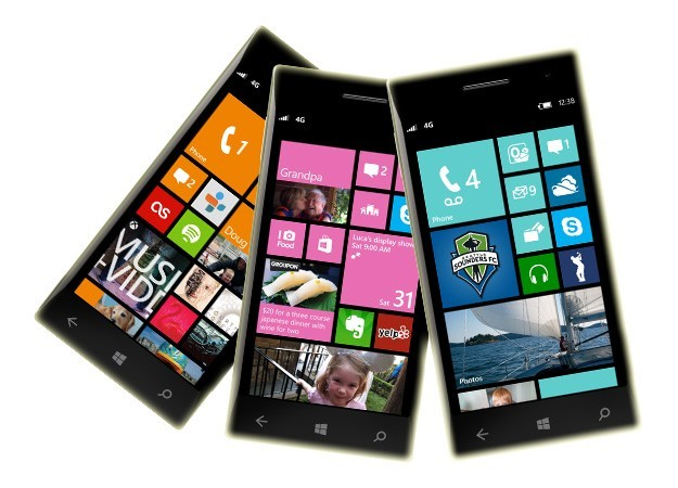 Windows Phone 8 - Foto ufficiali