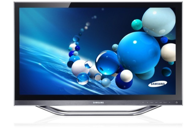 Samsung PC All-in-One Serie 7 - Frontale
