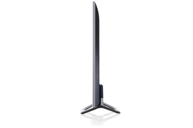 Samsung PC All-in-One Serie 7 - Laterale
